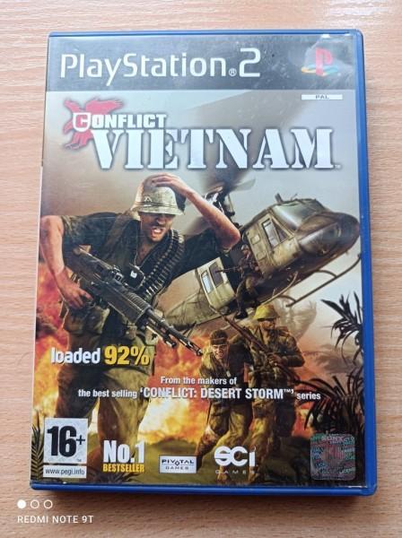 Conflict Desert Storm Vietnam