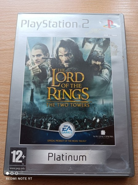 Lord Of The Ring Two Towers