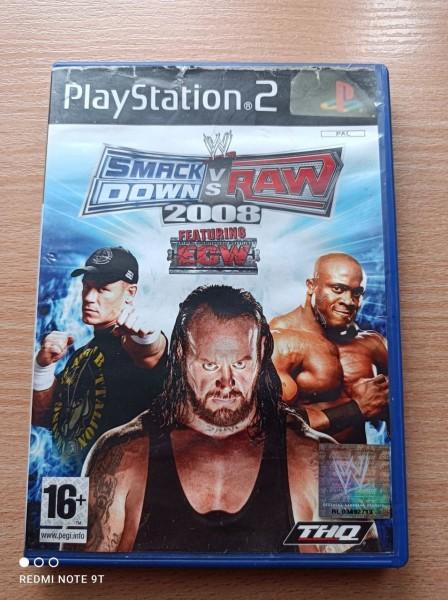 Smack Down VS Raw 2008