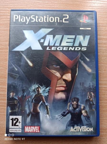 X MEN Legends